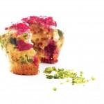 Muffin Framboise Pistache