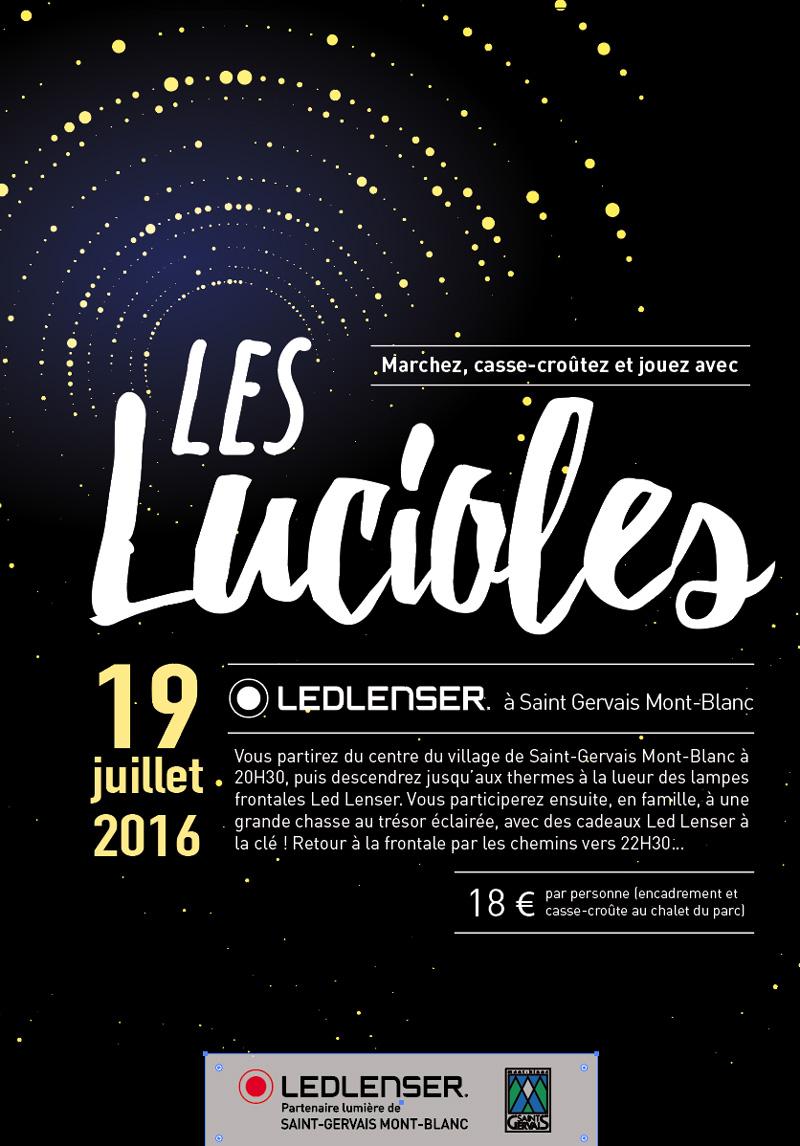Opération Lucioles Led Lenser